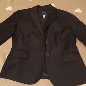 J Crew Spring 2010 pin stripe blazer, 100% wool